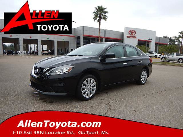 Used 2017 Nissan Sentra in Gulfport, MS