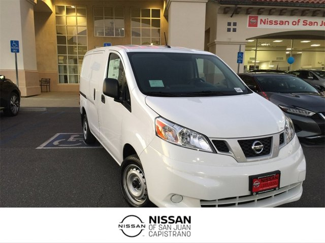 2020 Nissan NV200 Compact Cargo S I4 S Regular Unleaded I-4 2.0 L/122 [0]