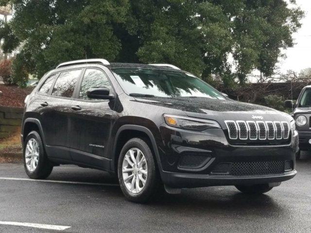 New 2020 Jeep Cherokee in Chattanooga, TN