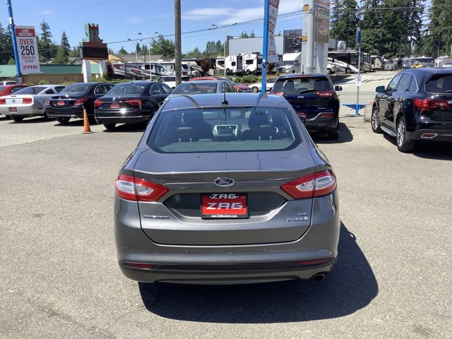 Used 2013 Ford Fusion 4dr Sdn SE Hybrid FWD