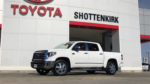 Used 2019 Toyota Tundra in Quincy, IL