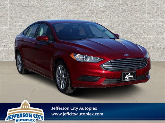 Used 2017 Ford Fusion in Jefferson City, MO