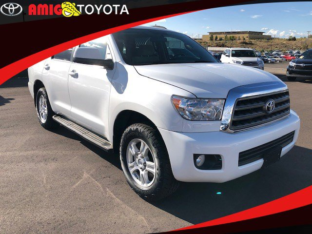 Used 2016 Toyota Sequoia in Gallup, NM