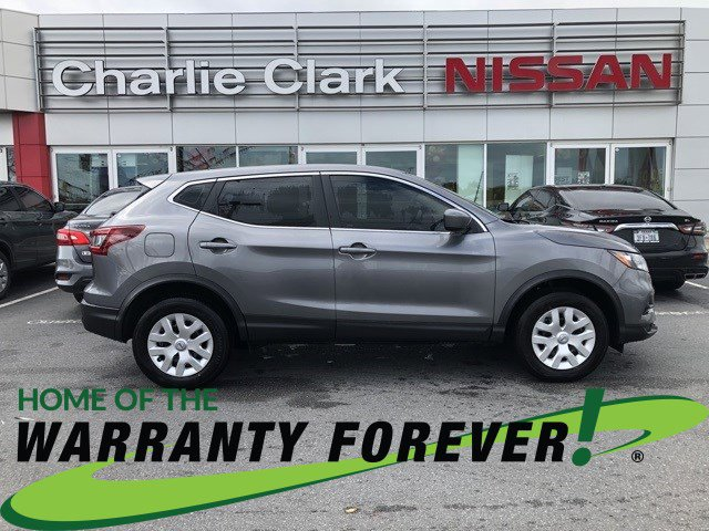2020 Nissan Rogue Sport S FWD S Regular Unleaded I-4 2.0 L/122 [19]