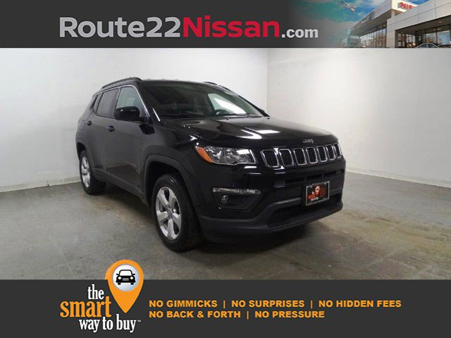 2018 Jeep Compass Latitude Latitude 4x4 Regular Unleaded I-4 2.4 L/144 [2]