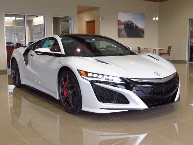 New 2017 Acura NSX in Emmaus, PA