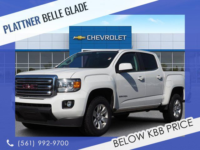 Used 2018 GMC Canyon in Lehigh Acres, FL