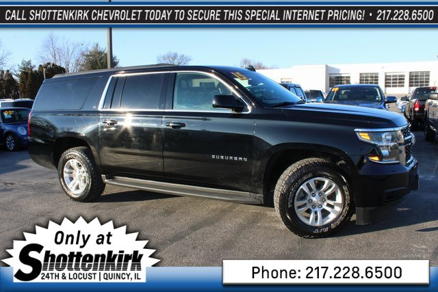 Used 2015 Chevrolet Suburban in Quincy, IL