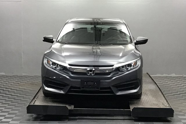 Used 2018 Honda Civic EX