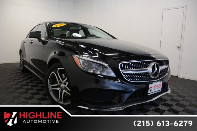 Used 2016 Mercedes-Benz CLS in Philadelphia, PA