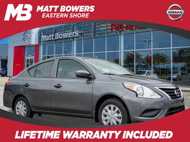 New 2019 Nissan Versa in Daphne, AL