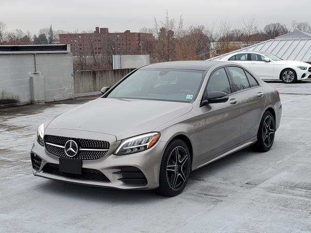 2019 Mercedes-Benz C-Class C 300