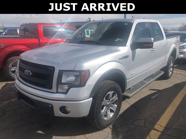 Used 2013 Ford F-150 in Fort Collins, CO