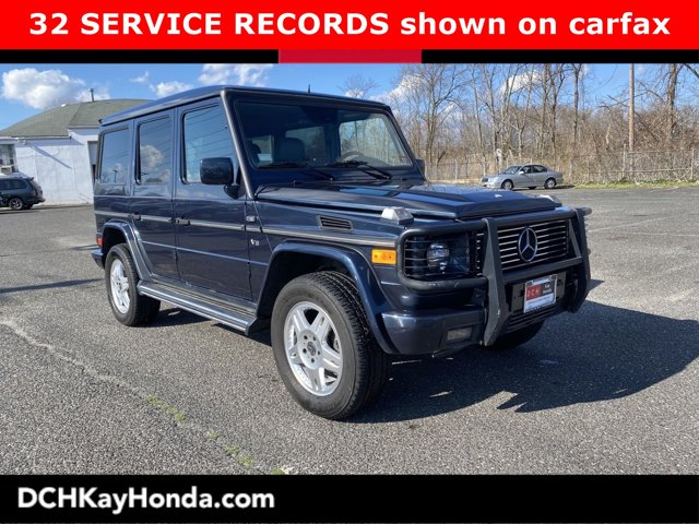 Used 2002 Mercedes-Benz G-Class in Eatontown, NJ