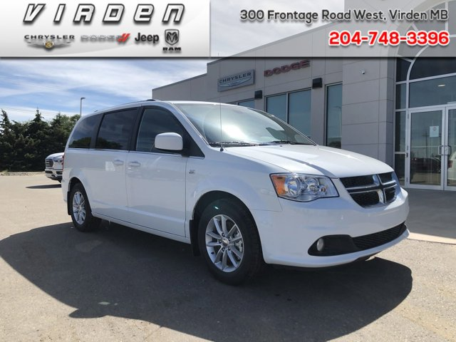 2019 Dodge Grand Caravan 35th Anniversary 35th Anniversary 2WD Regular Unleaded V-6 3.6 L/220 [0]