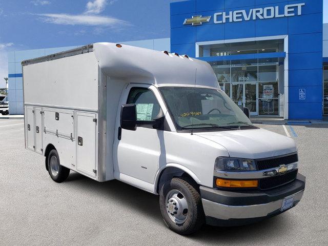 2020 Chevrolet Express Commercial Cutaway 3500 Van 139″ Gas V8 6.0L/364 [16]