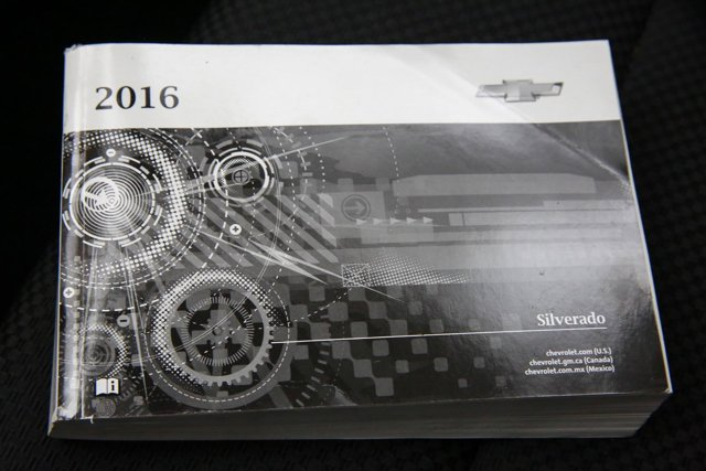 2016 Chevrolet Silverado 1500 for sale 123448 18