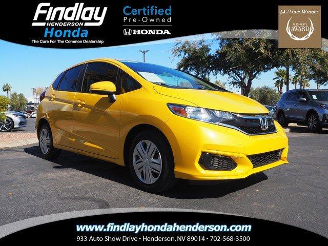 Used 2018 Honda Fit in Las Vegas, NV
