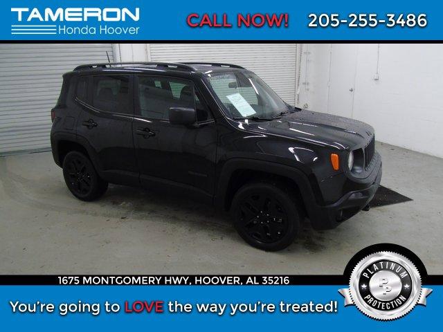 Used 2018 Jeep Renegade in Birmingham, AL
