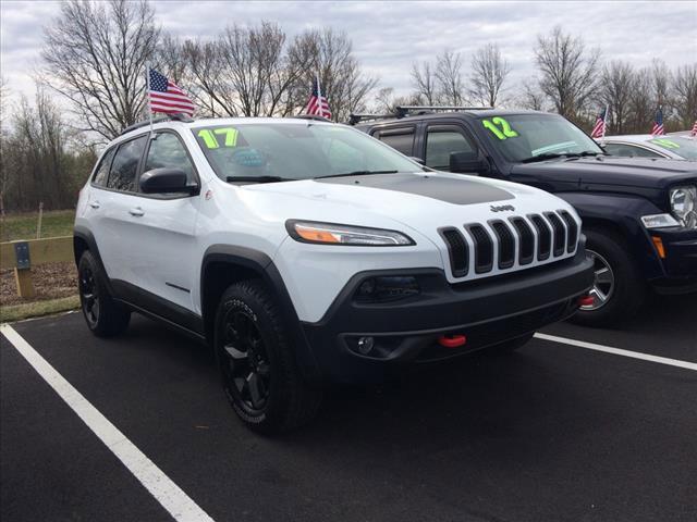 Used 2017 Jeep Cherokee in Little Falls, NJ