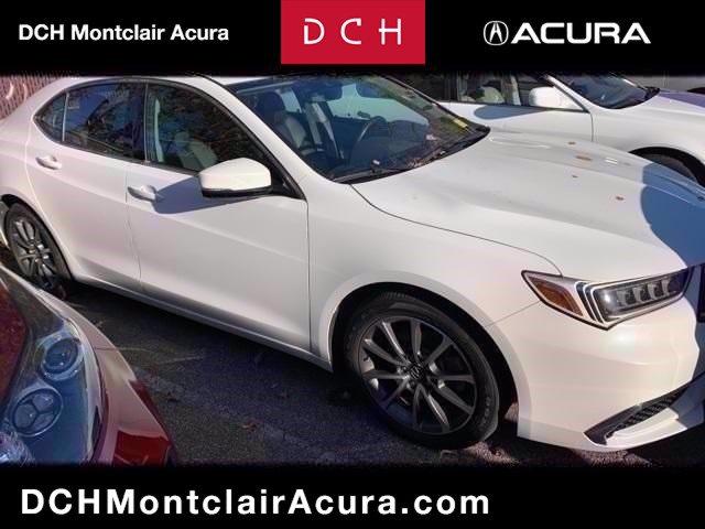 2018 Acura TLX 3.5L FWD