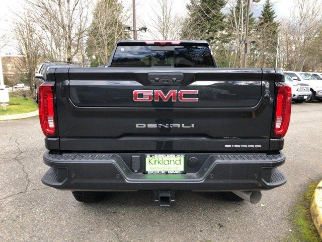 2020 GMC C-K 3500 Pickup - Sierra Denali