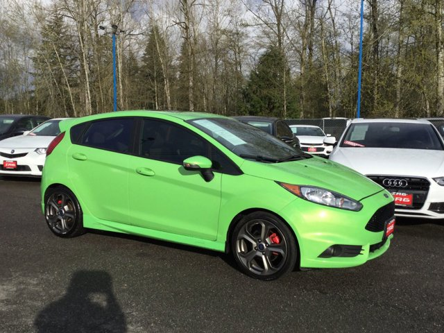 Used 2014 Ford Fiesta 5dr HB ST
