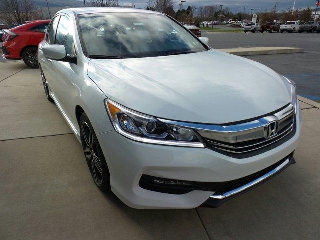 New 2017 Honda Accord Sedan in Muncy, PA