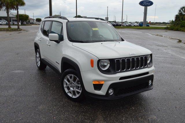 New 2019 Jeep Renegade Latitude