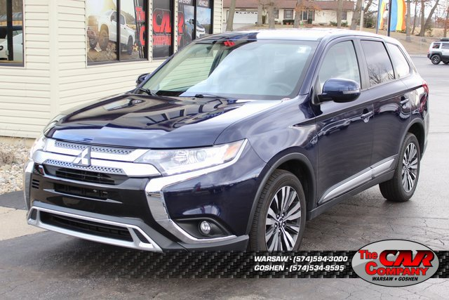 Used 2019 Mitsubishi Outlander in Warsaw, IN