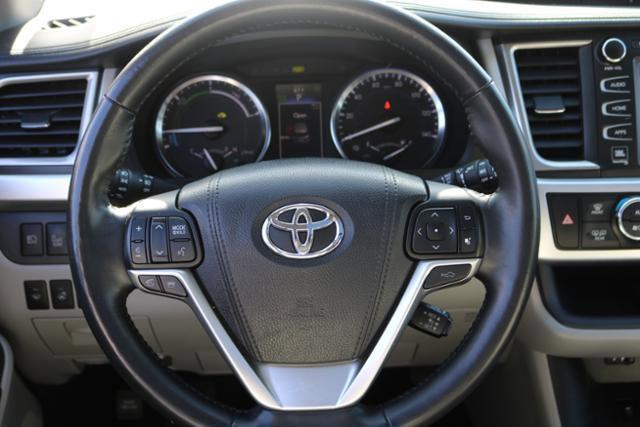 2015 Toyota Highlander Limited Platinum AWD