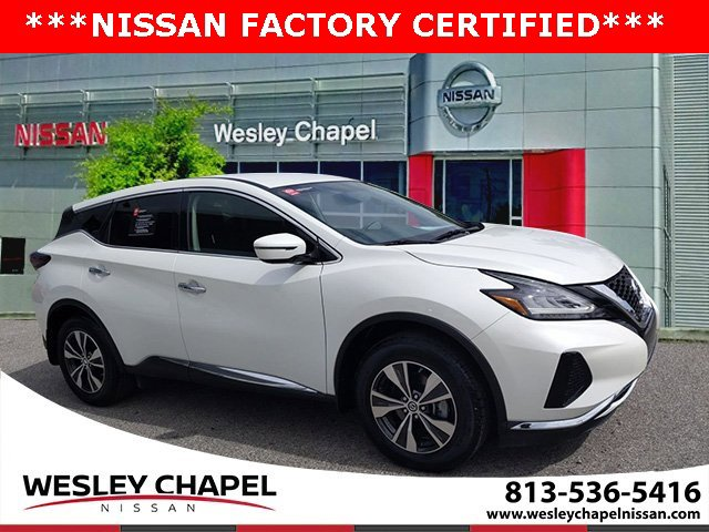 Used 2019 Nissan Murano in Wesley Chapel, FL