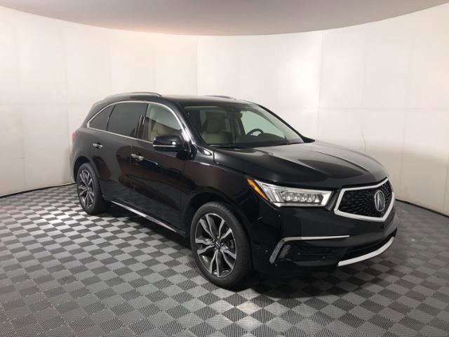 New 2020 Acura MDX in Greenwood, IN