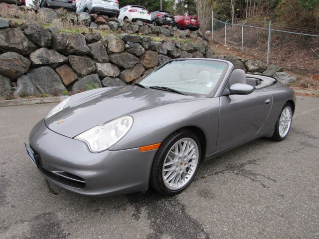 Used 2003 Porsche 911 2DR CABRIOLET