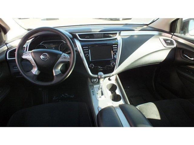 2017 Nissan Murano SV w-Navigation 4DR AWD