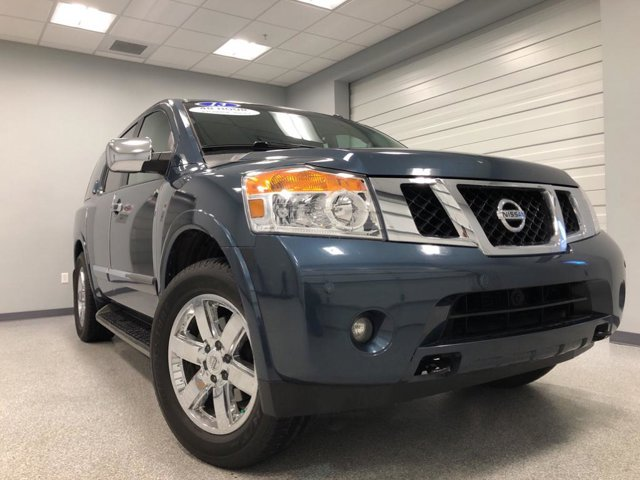 Used 2013 Nissan Armada in East Wenatchee, WA