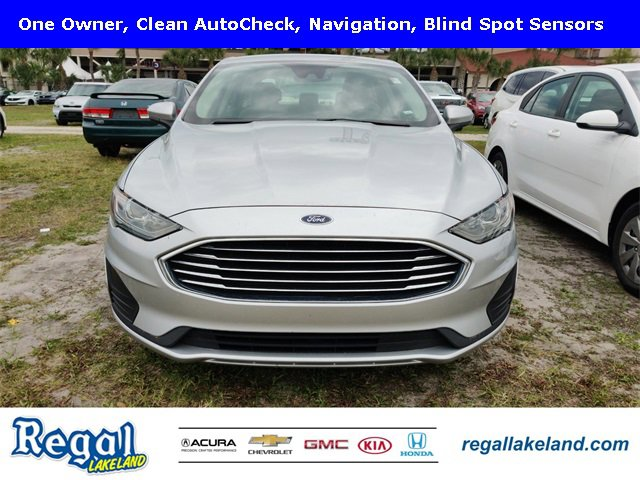 Used 2019 Ford Fusion Hybrid in Lakeland, FL