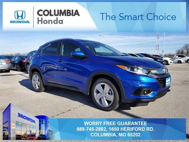 New 2020 Honda HR-V in Columbia, MO