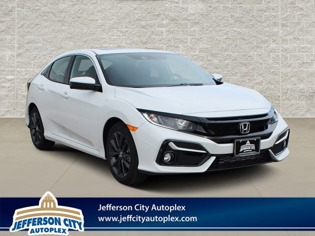 New 2020 Honda Civic Hatchback in Jefferson City, MO