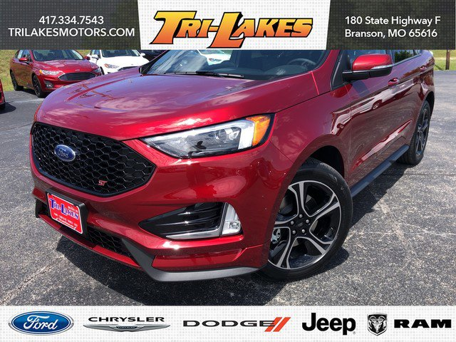 New 2019 Ford Edge in Branson, MO