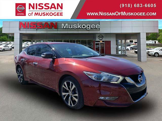 Used 2017 Nissan Maxima in Muskogee, OK