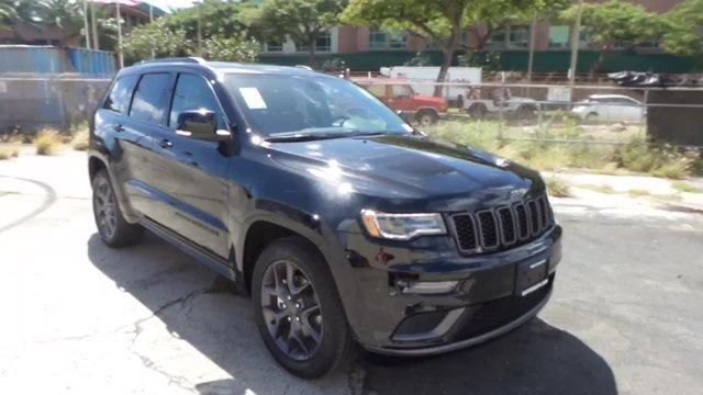 2020 Jeep Grand Cherokee Limited X 4x2