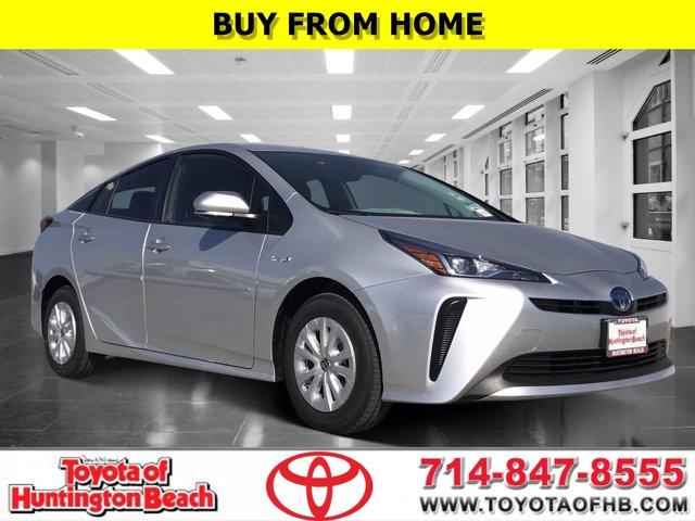 2021 Toyota Prius L Eco L Eco Gas/Electric I-4 1.8 L/110 [2]