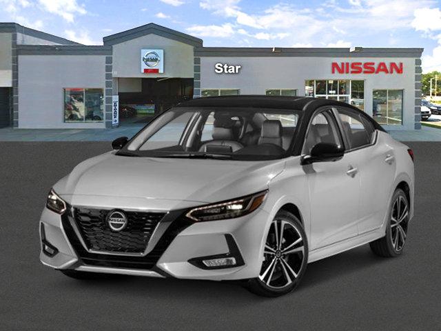 2020 Nissan Sentra S S CVT Regular Unleaded I-4 2.0 L/122 [5]