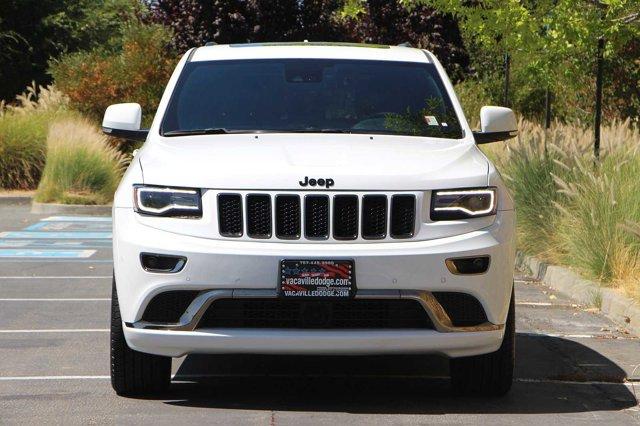 2016 Jeep Grand Cherokee High Altitude 2