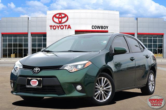 Used 2014 Toyota Corolla in Dallas, TX