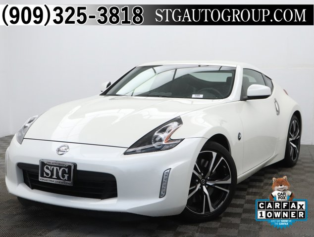 Used 2019 Nissan 370Z in Ontario, Montclair & Garden Grove, CA