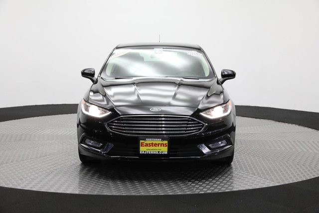 2018 Ford Fusion Hybrid for sale 124604 1