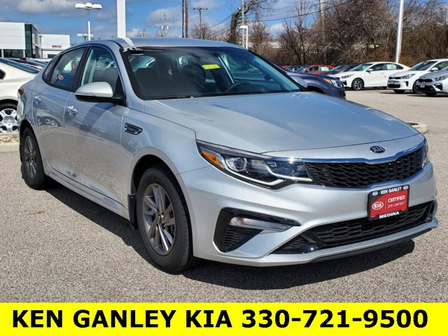 Used 2020 KIA Optima in Cleveland, OH