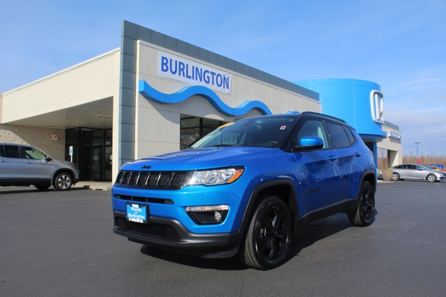Used 2018 Jeep Compass in Burlington, WA